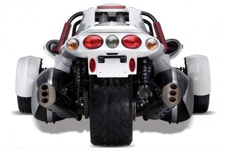 Campagna T-REX 16S: xe 3 bánh hạng sang - ảnh 2