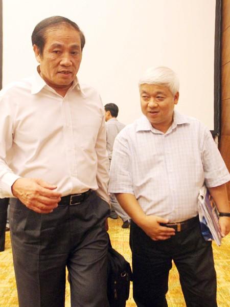 Lãnh đạo VFF và các ông chủ CLB vẫn chưa tìm được tiếng nói chung về mô hình công ty tổ chức V.League. Ảnh: VSI