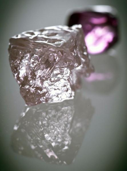 Viên kim cương hồng lớn nhất Australia - ảnh 2
