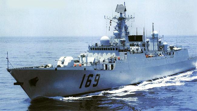 'Nội soi' tham vọng khu trục hạm Trung Quốc - ảnh 16