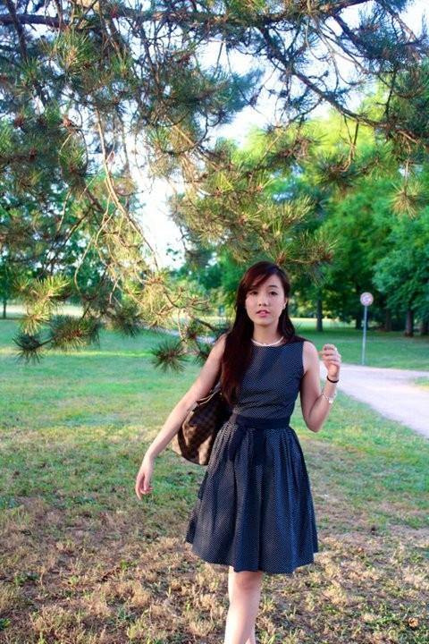 Đa phong cách cùng hot girl Mie Nguyen - ảnh 8