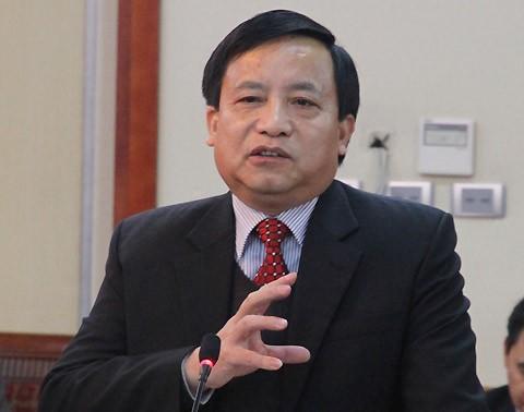 Phó chủ tịch UBND TP Đỗ Trung Thoại
