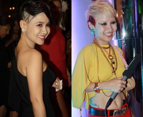 Những mái tóc tém 'thương hiệu' của sao Việt - ảnh 10