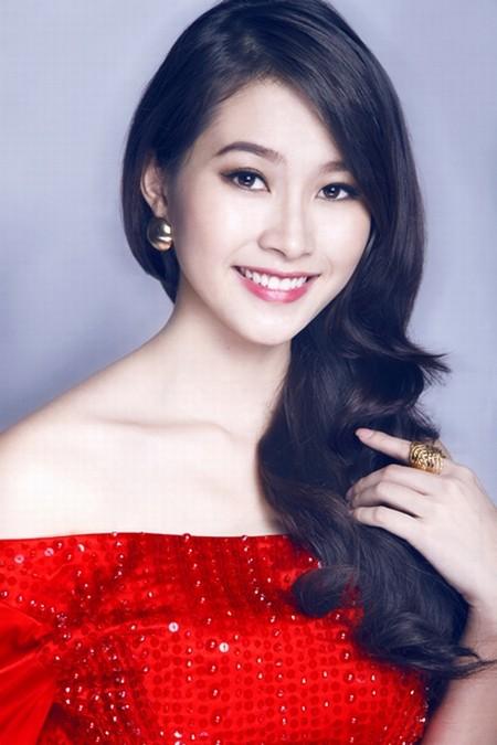 Dàn hoa hậu Việt Nam đọ sắc - ảnh 5