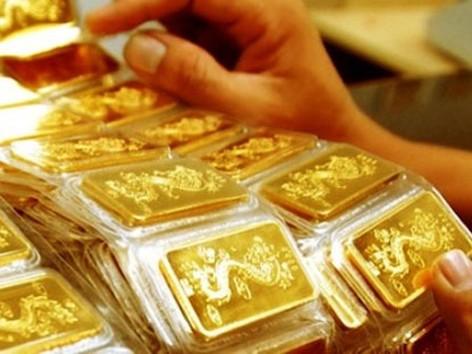 Từ tháng 2/2013 đến nay có khoảng 2 tấn vàng miếng phi SJC được chuyển đổi qua phương án tạm xuất, tái nhập