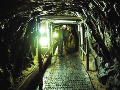 Bên trong các đường hầm bí mật đã phát hiện được