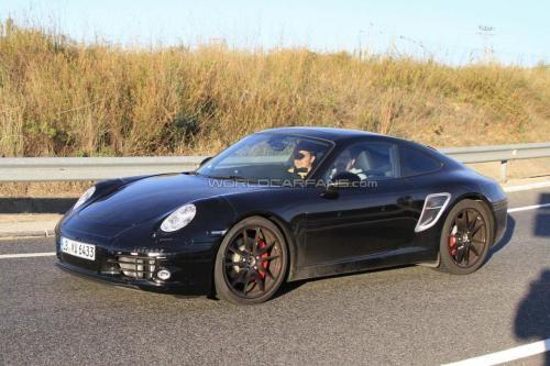 Hé lộ thông tin về Porsche 911 đời 2012 - ảnh 3