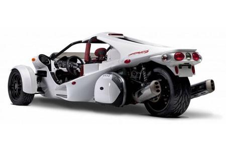 Campagna T-REX 16S: xe 3 bánh hạng sang - ảnh 11