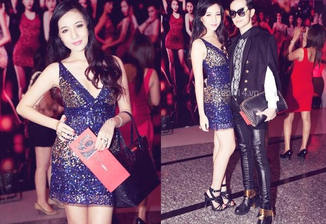 Đa phong cách cùng hot girl Mie Nguyen - ảnh 11