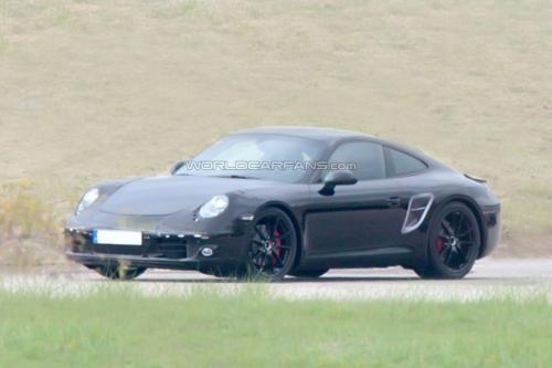 Hé lộ thông tin về Porsche 911 đời 2012 - ảnh 15