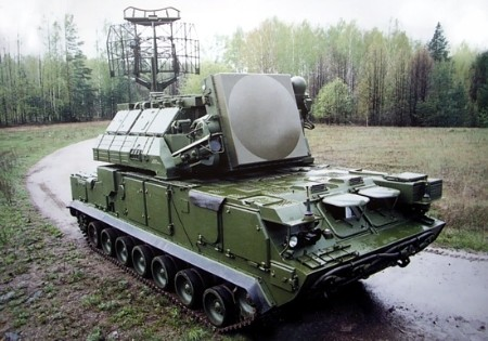 Tổ hợp tên lửa chiến trường Tor-M2