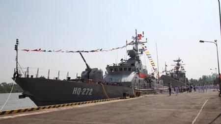 Điểm mặt những vũ khí mới của Việt Nam năm 2012 - ảnh 4