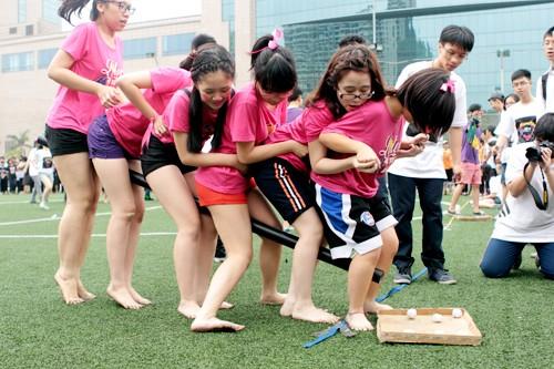 Đây là sự kiện khởi đầu cho chuỗi những chương trình hướng đến Ngày hội anh tài 2013 của teen trường Ams