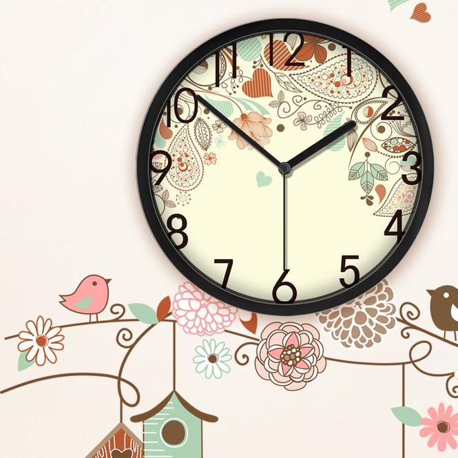 Đồng hồ cho nhà thêm xinh - ảnh 8
