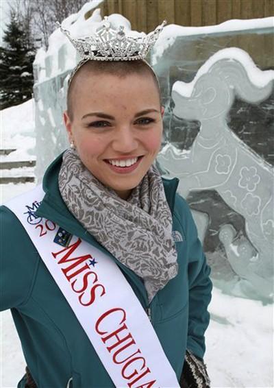 Người đẹp đến từ Alaska, Mỹ giành được danh hiệu