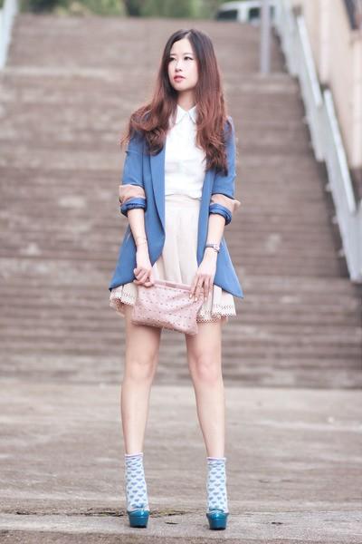 Mix đồ chất như blogger thời trang Hồng Kông - ảnh 25