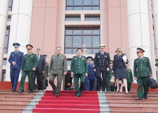 Nga tăng cường hợp tác hải quân với Việt Nam - ảnh 10
