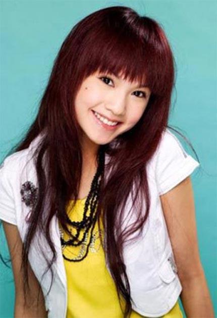 Biến hóa tóc cùng 'công chúa' Dương Thừa Lâm - ảnh 2