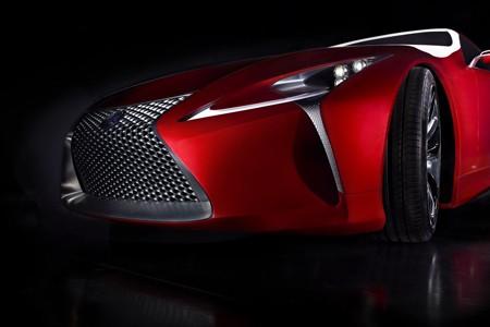 Lexus sẽ sản xuất đại trà 'quái thú' LF-LC - ảnh 9