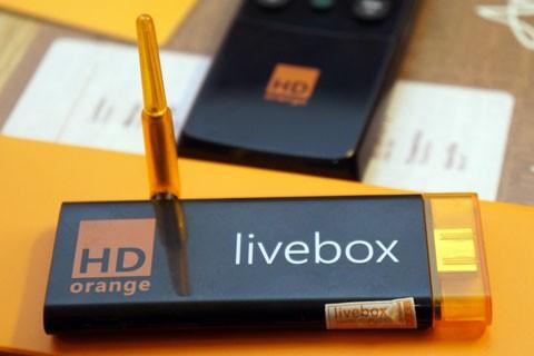 Livebox ra mắt đối đầu Smart TV - ảnh 1
