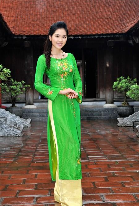 Thí sinh Phạm Thùy Dương