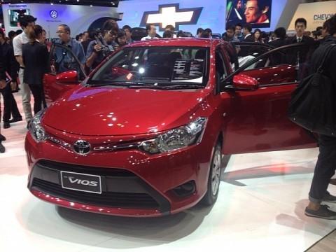 Toyota Vios 2013 ra mắt tại Thái Lan - ảnh 3
