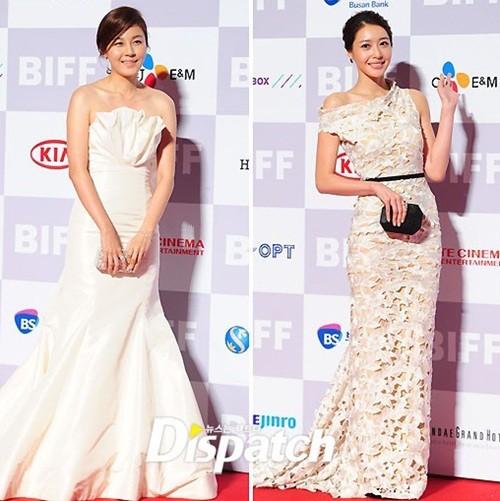 Kim Ha Neul và Wang Ji Hye