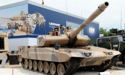 Xe tăng Leopard của Đức