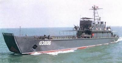 Tầu đổ bộ hạng nhẹ model 271