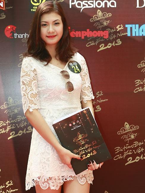 Tấp nập chân dài muốn trở thành đại sứ cà phê Việt - ảnh 3