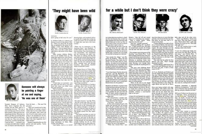 45 năm vụ thảm sát Mỹ Lai trên báo Mỹ - ảnh 4