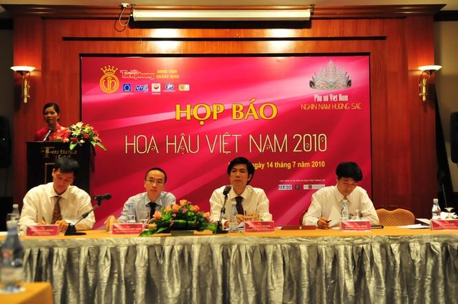 Hoa hậu Việt Nam 2010 – Hỏi và đáp - ảnh 1