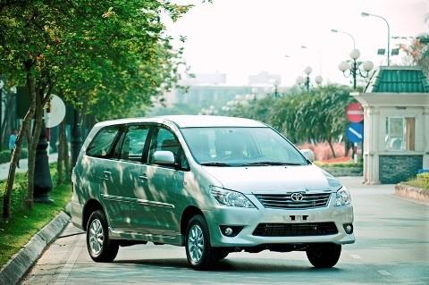 Cận cảnh Toyota Innova 2013 tại Việt Nam - ảnh 1