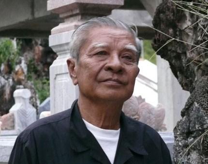 Ông Nguyễn Ngọc Ẩn người thừa kế khu lăng mộ 3.000 cây vàng