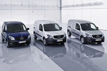 Lộ diện Citan van – Mercedes-Benz - ảnh 8