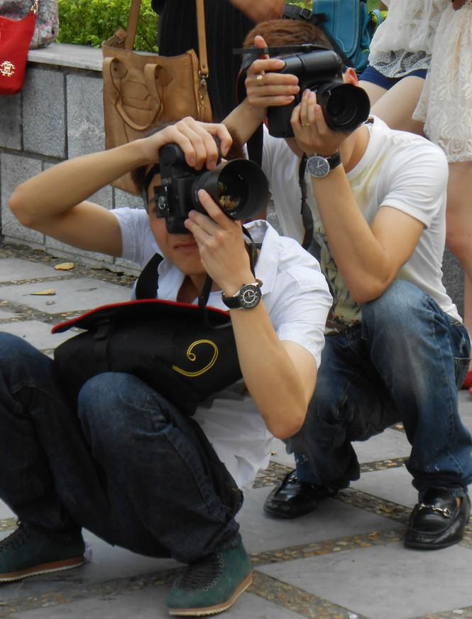 Điểm hẹn của các nhiếp ảnh gia nghiệp dư cũng như chuyên nghiệp thích chụp ảnh hoa