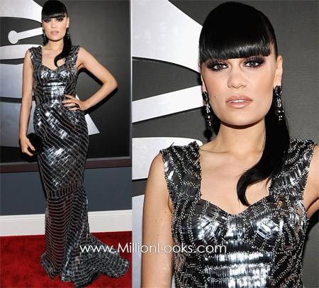 Những chiếc váy hàng hiệu tại lễ trao giải Grammy - ảnh 9