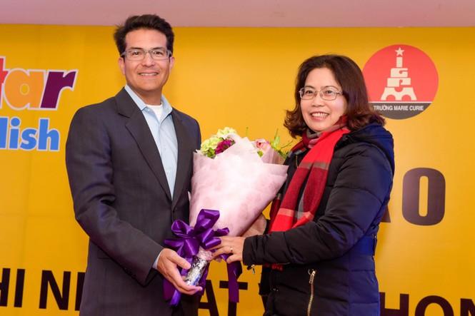 Học sinh Hà Nội được tư vấn du học ở 380 trường ĐH Mỹ - ảnh 2