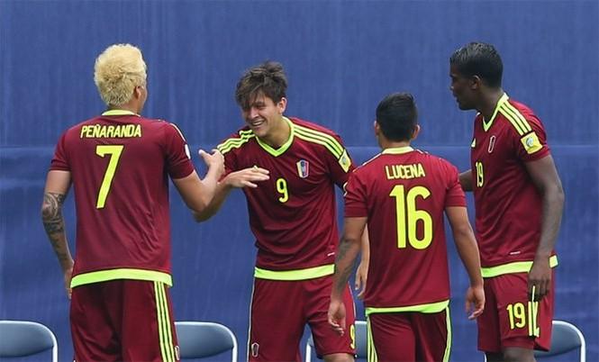 U20 Argentina và Đức nếm trái đắng ngày khai mạc - ảnh 1