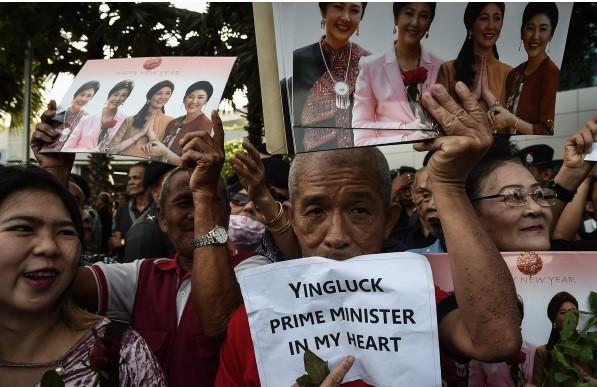 Đảng Pheu Thai: 'Bà Yingluck sẽ lên tiếng vào thời điểm thích hợp' - ảnh 9
