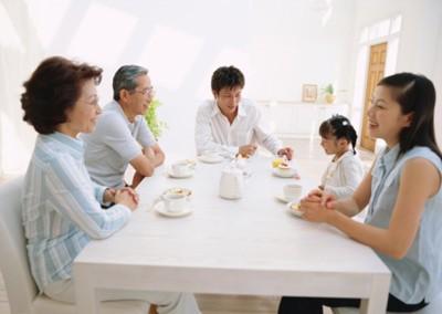 gia đình, sống chung, ở riêng, mẹ chồng, con dâu, vợ chồng