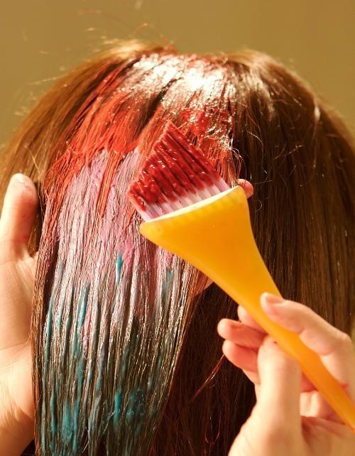 4 bước nhuộm tóc tại gia an toàn - ảnh 1