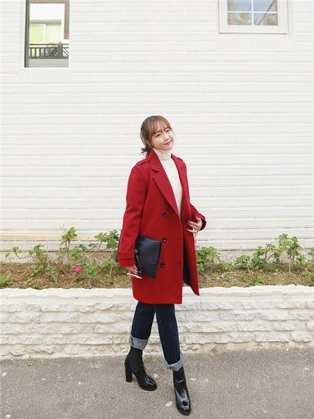 Những cách mặc đẹp và ấm trong ngày đại hàn rét mướt 5