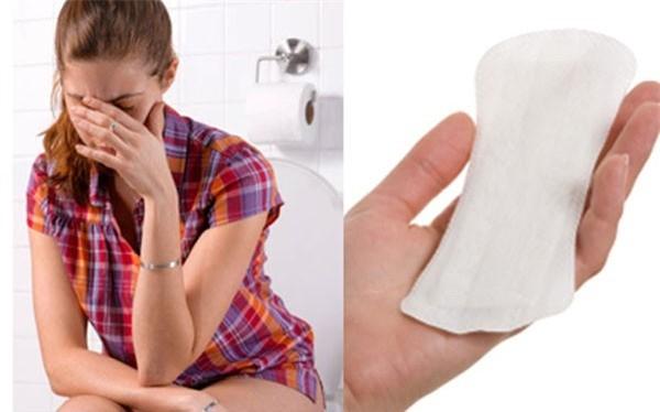 Sai lầm nghiêm trọng khi dùng băng vệ sinh - ảnh 1