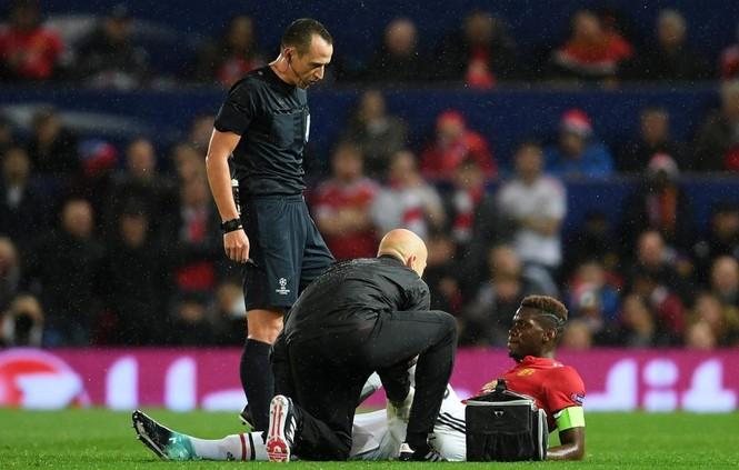 HLV Mourinho nói gì về chấn thương của Pogba - ảnh 4