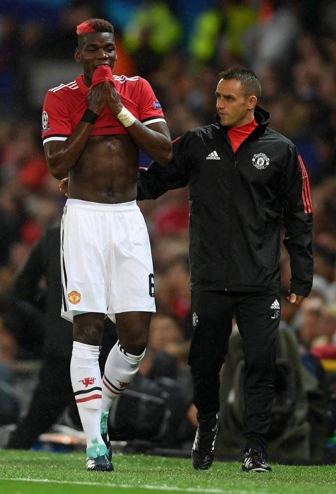 HLV Mourinho nói gì về chấn thương của Pogba - ảnh 6