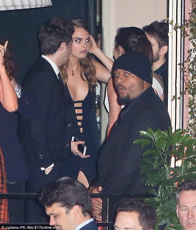 Selena Gomez quấn quýt bên nam DJ điển trai - ảnh 6
