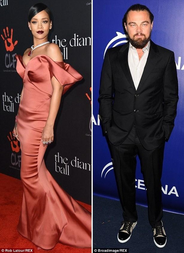 Rộ tin đồn Rihanna hẹn hò với Leonardo DiCaprio - ảnh 1