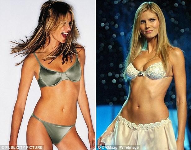 Heidi Klum khoe đường cong nóng bỏng như gái đôi mươi - ảnh 4