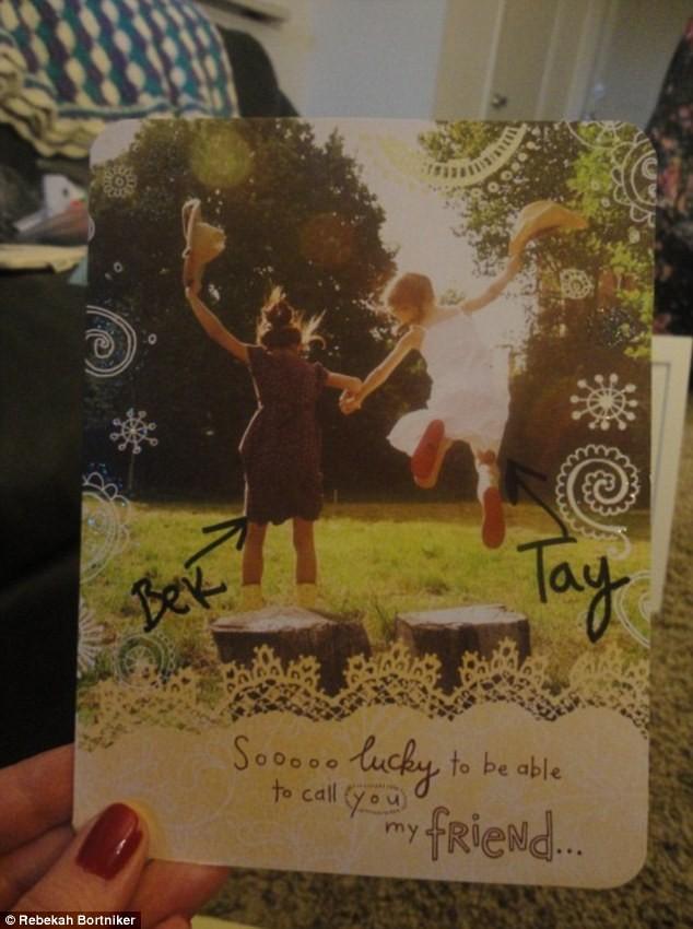Taylor Swift tặng fan tiền đóng học phí - ảnh 9